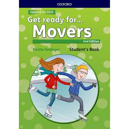 OXFORD GET READY FOR MOVERS 2ND EDITION (UPDATED 2018)