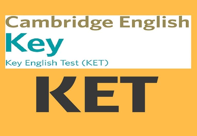 Bài test luyện kỹ năng đọc viết trình độ KET - KET Reading & Writing Test online