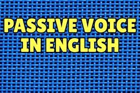 Câu Bị Động (Passive Voice)